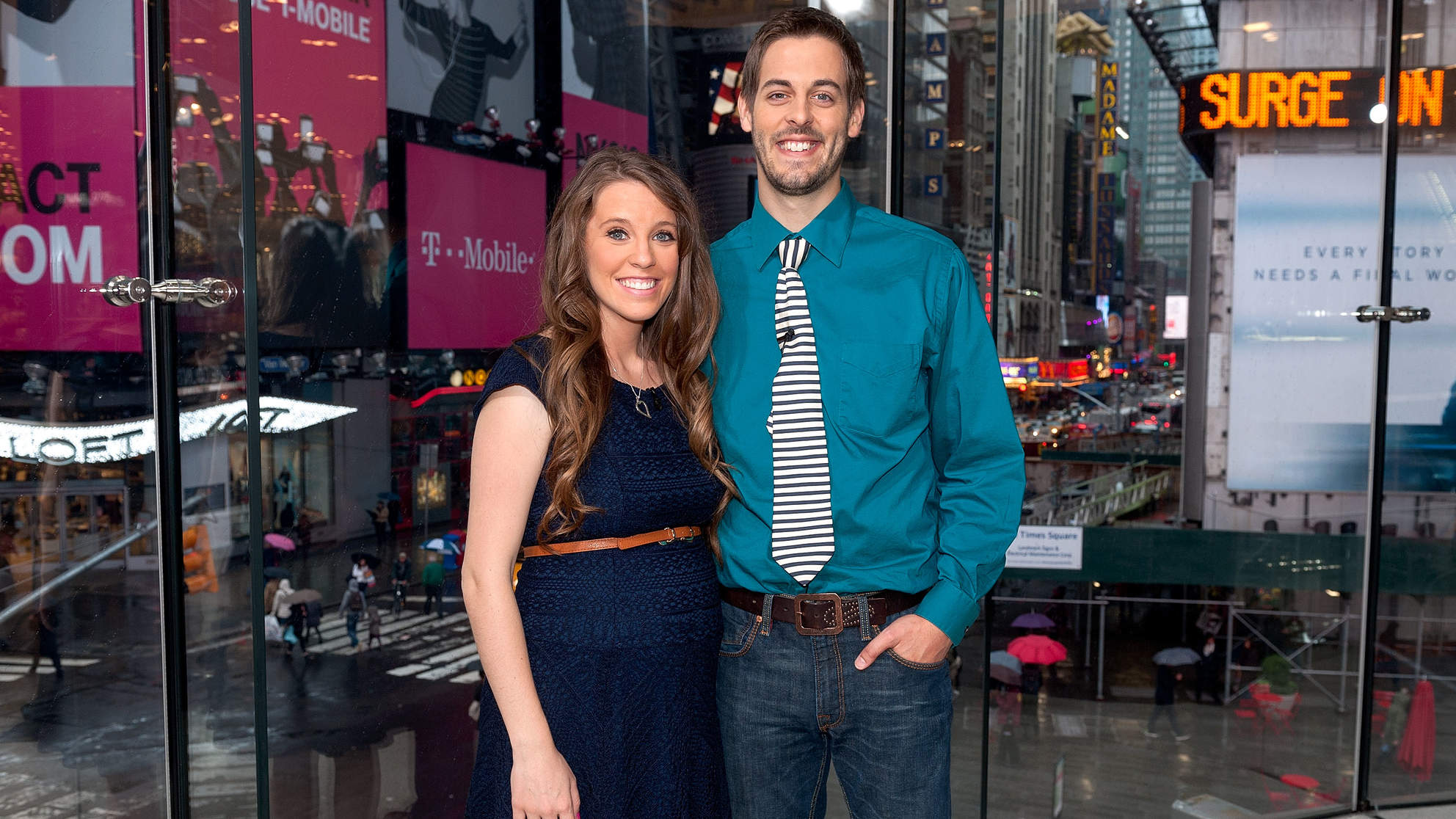 woman celebrity health wellbeing pregnancy jill-duggar