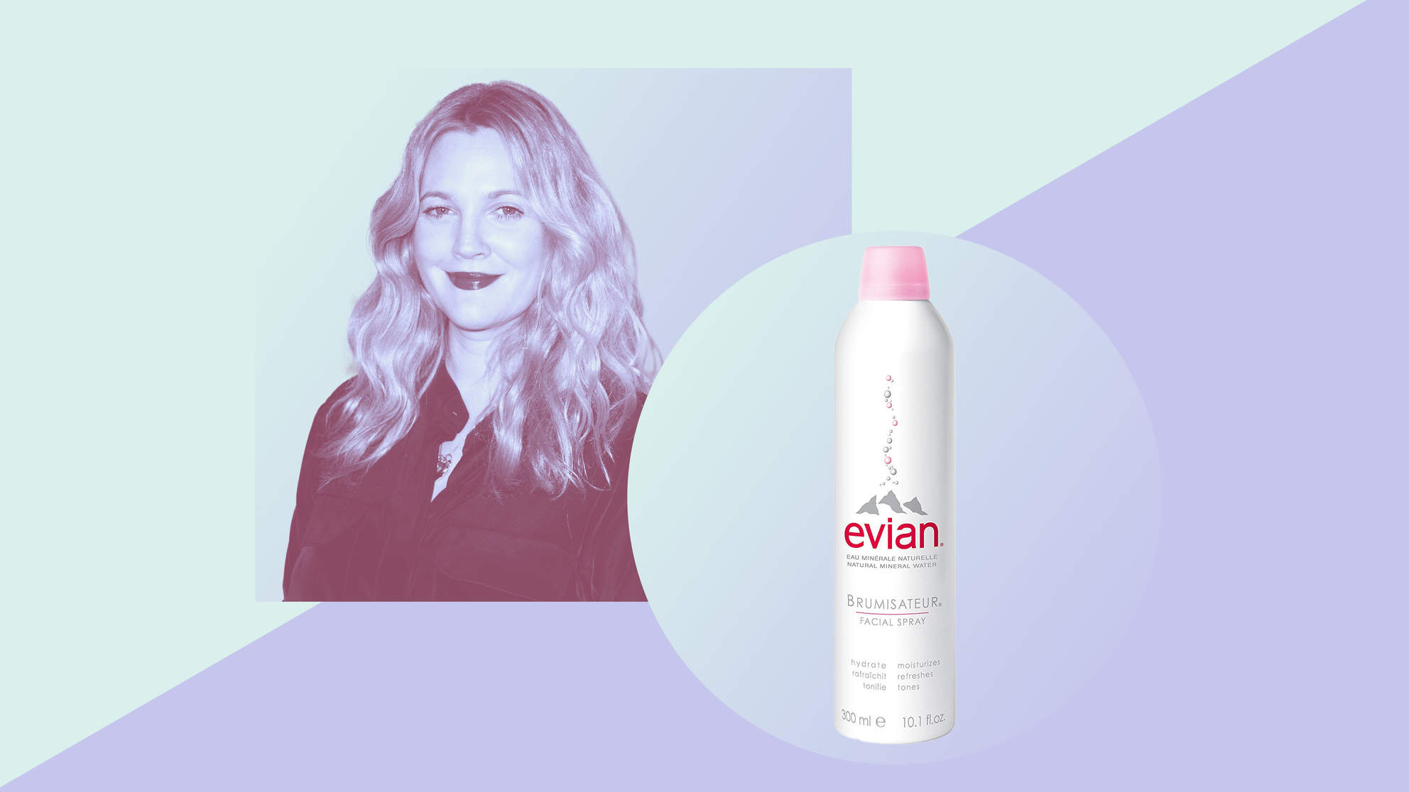Drew Barrymore Swears By This Unexpected Product to Style Her Hair Perfectly