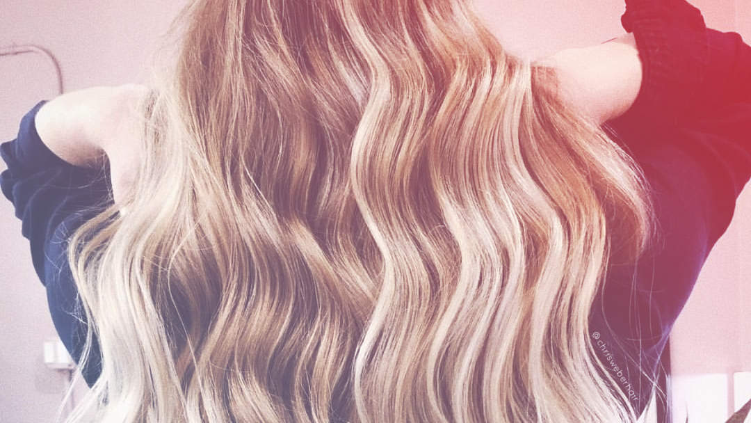 This Curling Iron Is My Secret to Perfect Beach Waves in Under 5 Minutes