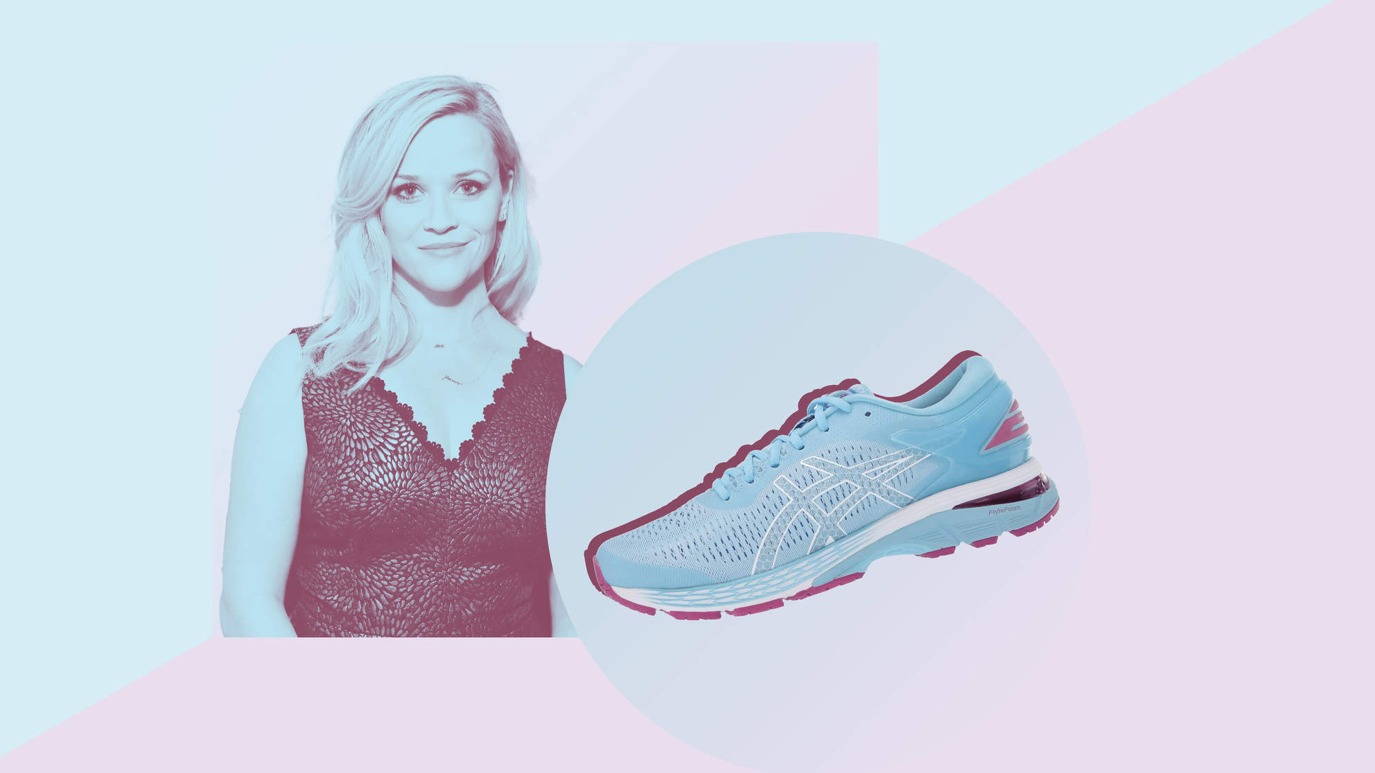 Reese Witherspoon Owns So Many Pairs of These Sneakers That She's Constantly Wearing Them