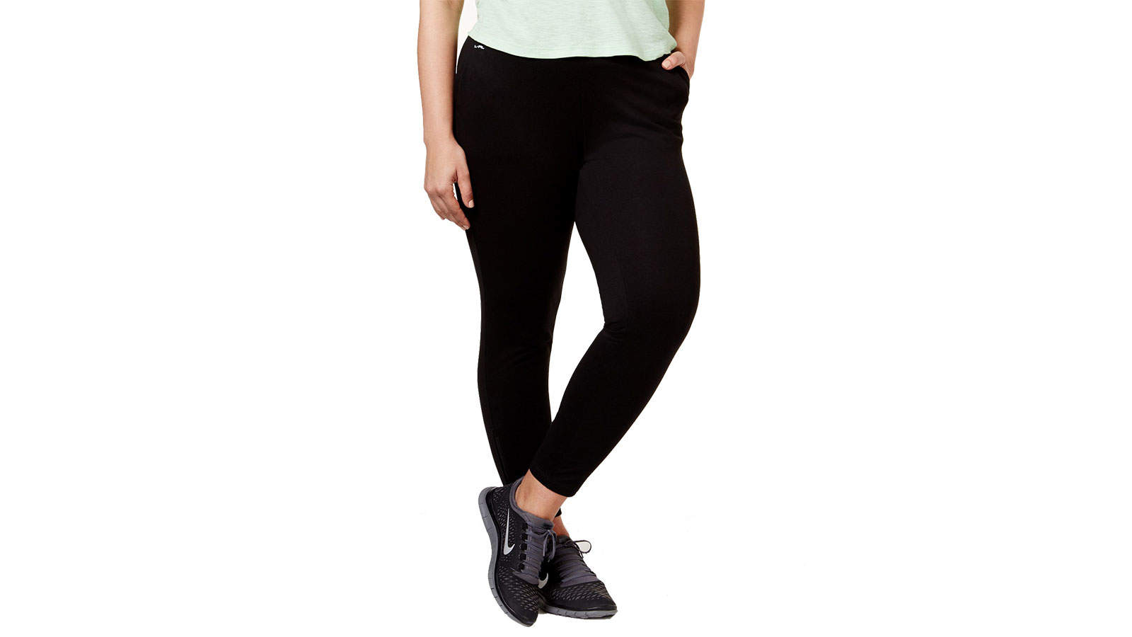 Lauren Ralph Lauren Plus Size Active Leggings