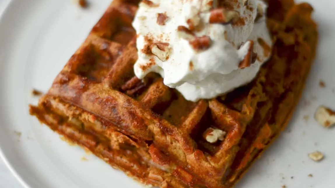 pumpkin-pie-chaffle
