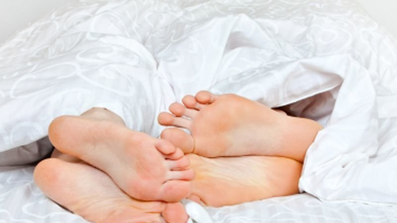 People in Secure Relationships Sleep More Soundly
