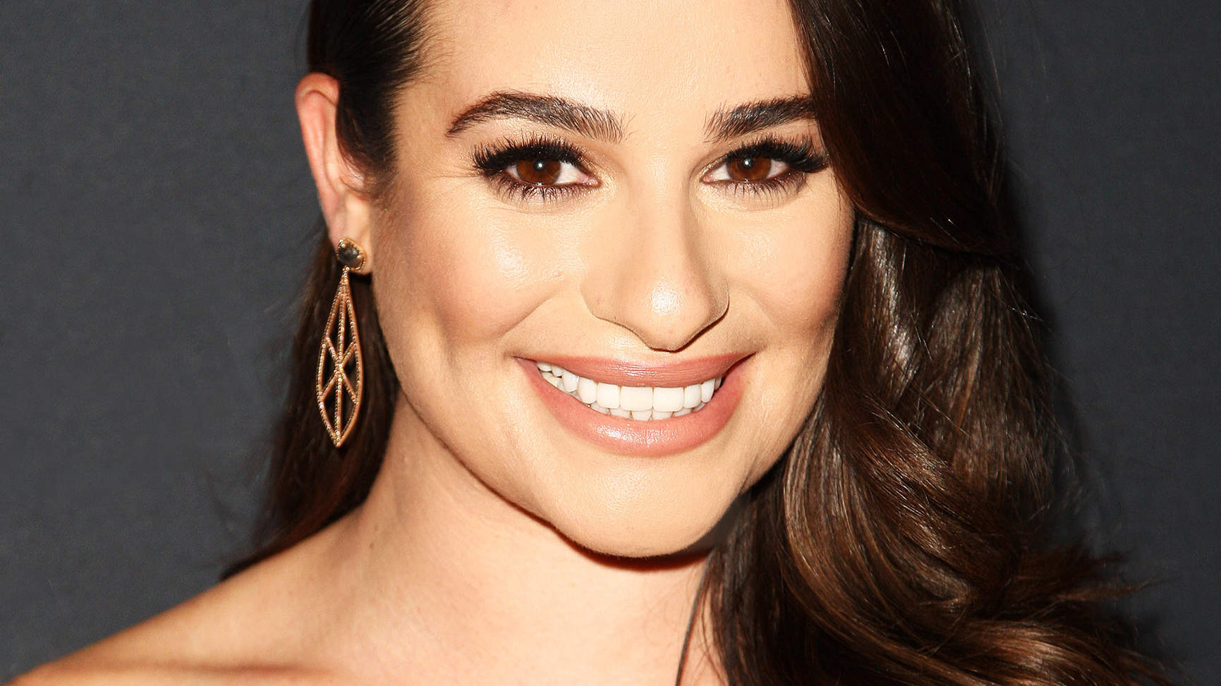 The Food and Beauty Products Lea Michele Always Takes With Her When She's On the Go