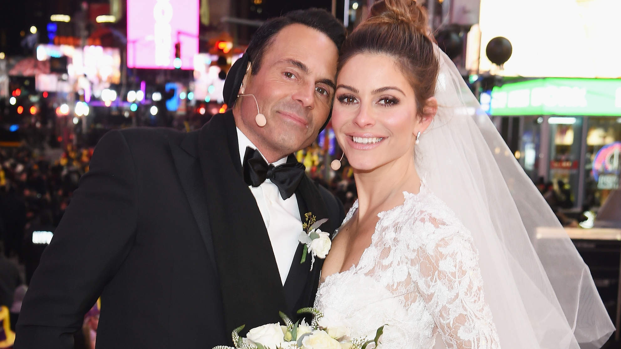 Newlywed Maria Menounos Is the Latest Star Considering Surrogacy
