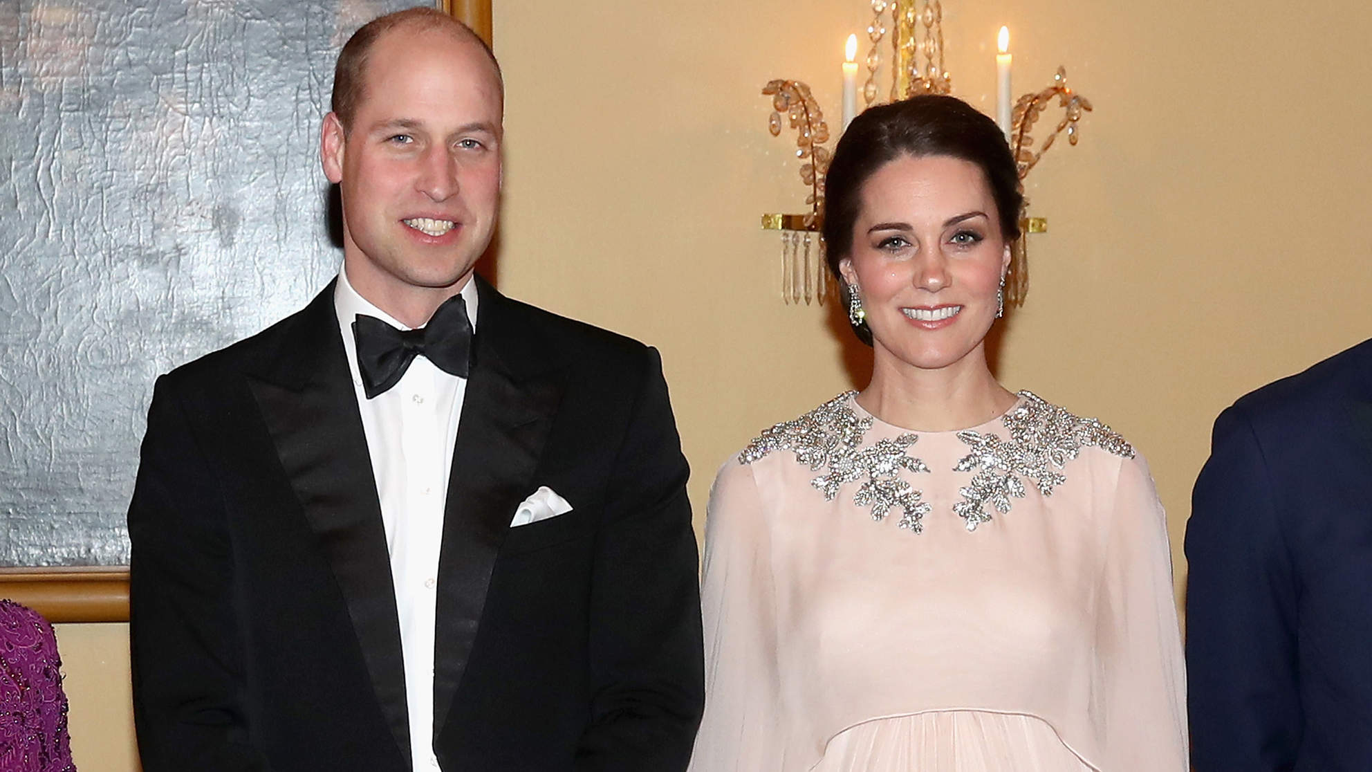 Pregnant Kate Middleton Continues Her Style Risk Win Streak—This Time with a Cape
