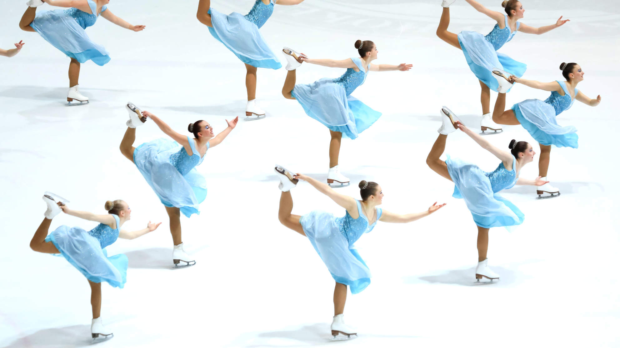 Get to Know the Figure Skating Sport That's So Wild, It Isn't Even in the Olympics Yet