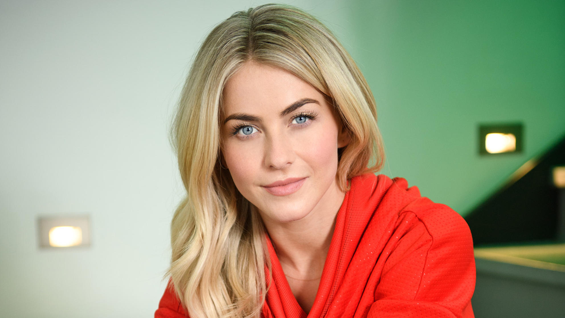 Julianne Hough Talks Married Life, the Morning Routine