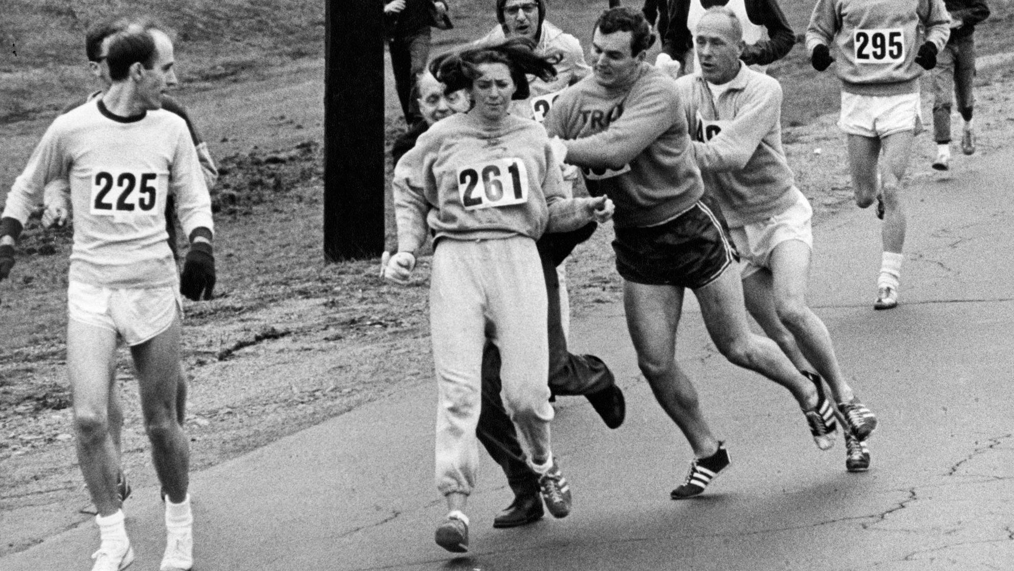 First Woman to Officially Run the Boston Marathon in 1967 to Do It Again Today
