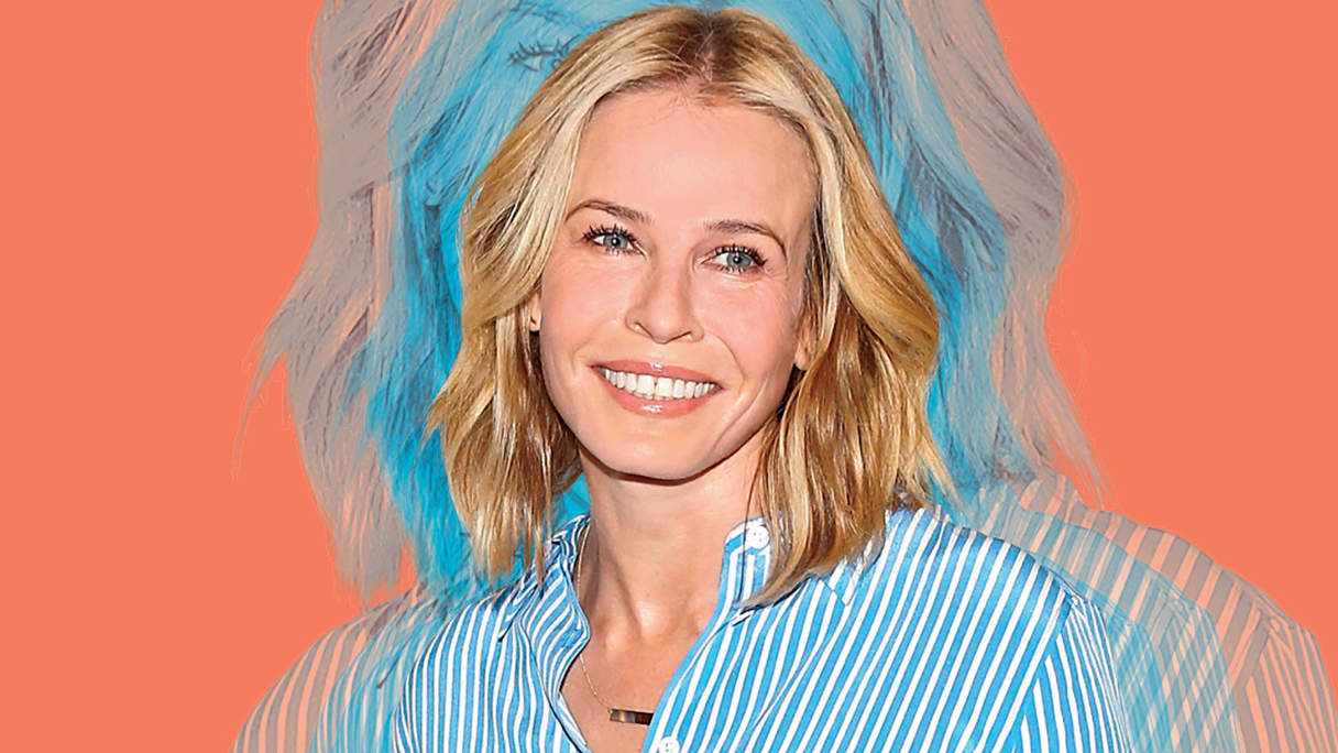 Chelsea Handler on Handling Her Anxiety