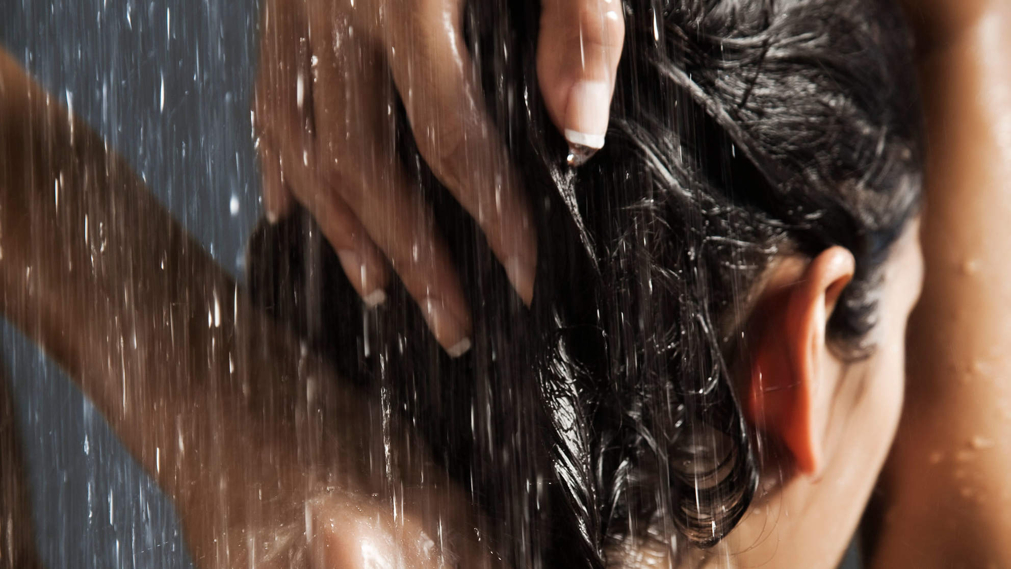 This Product Makes Styling Your Hair in the Shower Possible