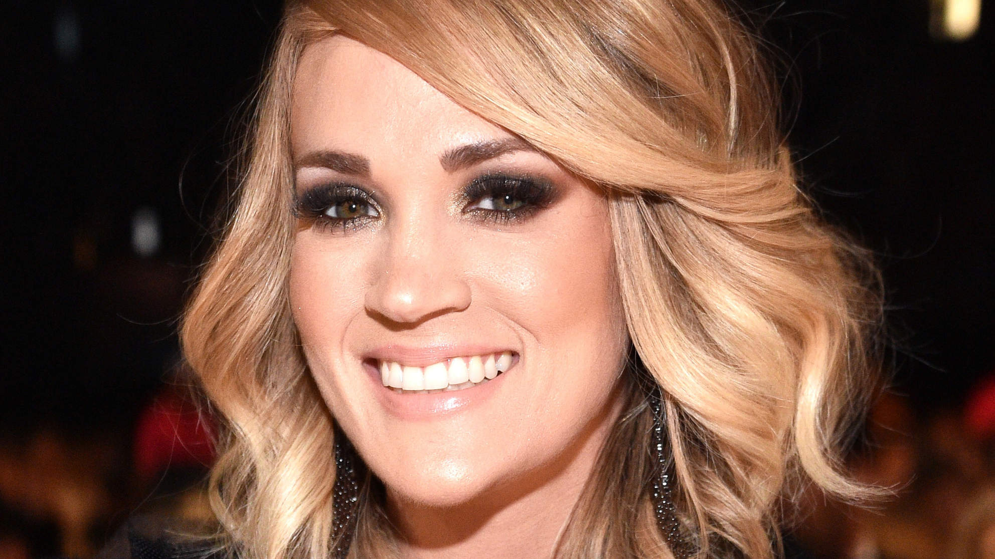Carrie Underwood Reveals Half Her Face After Receiving More Than 40 Stitches in Fall Accident