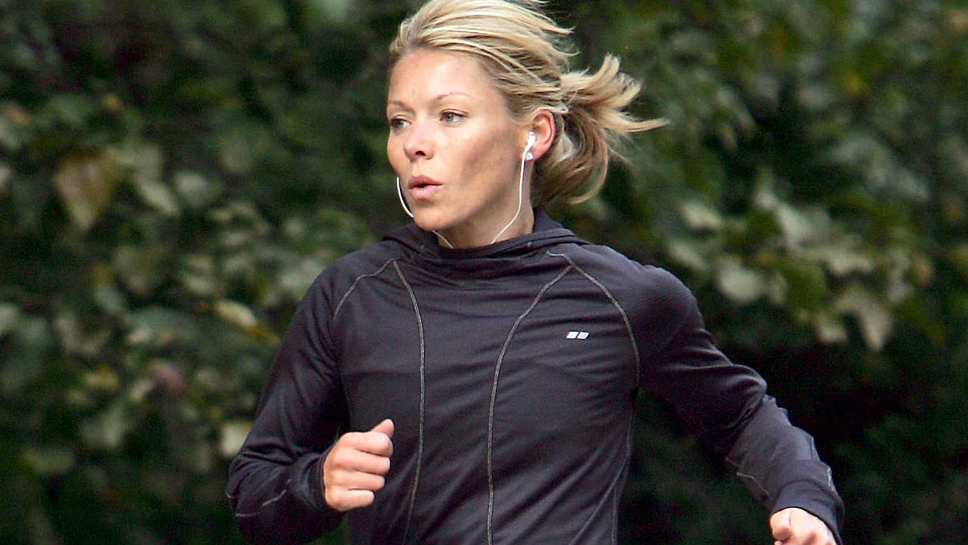 Kelly Ripa Exercise