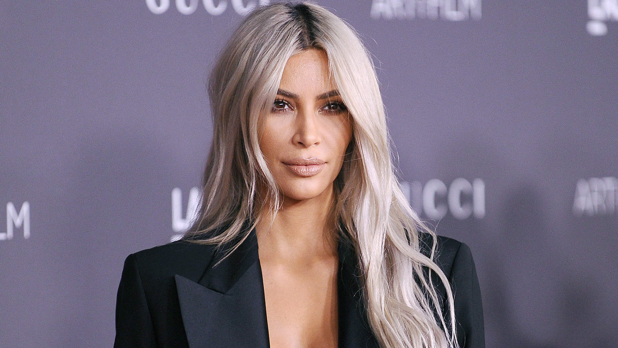 Kim Kardashian Finally Debuted the Year's Hottest Haircut