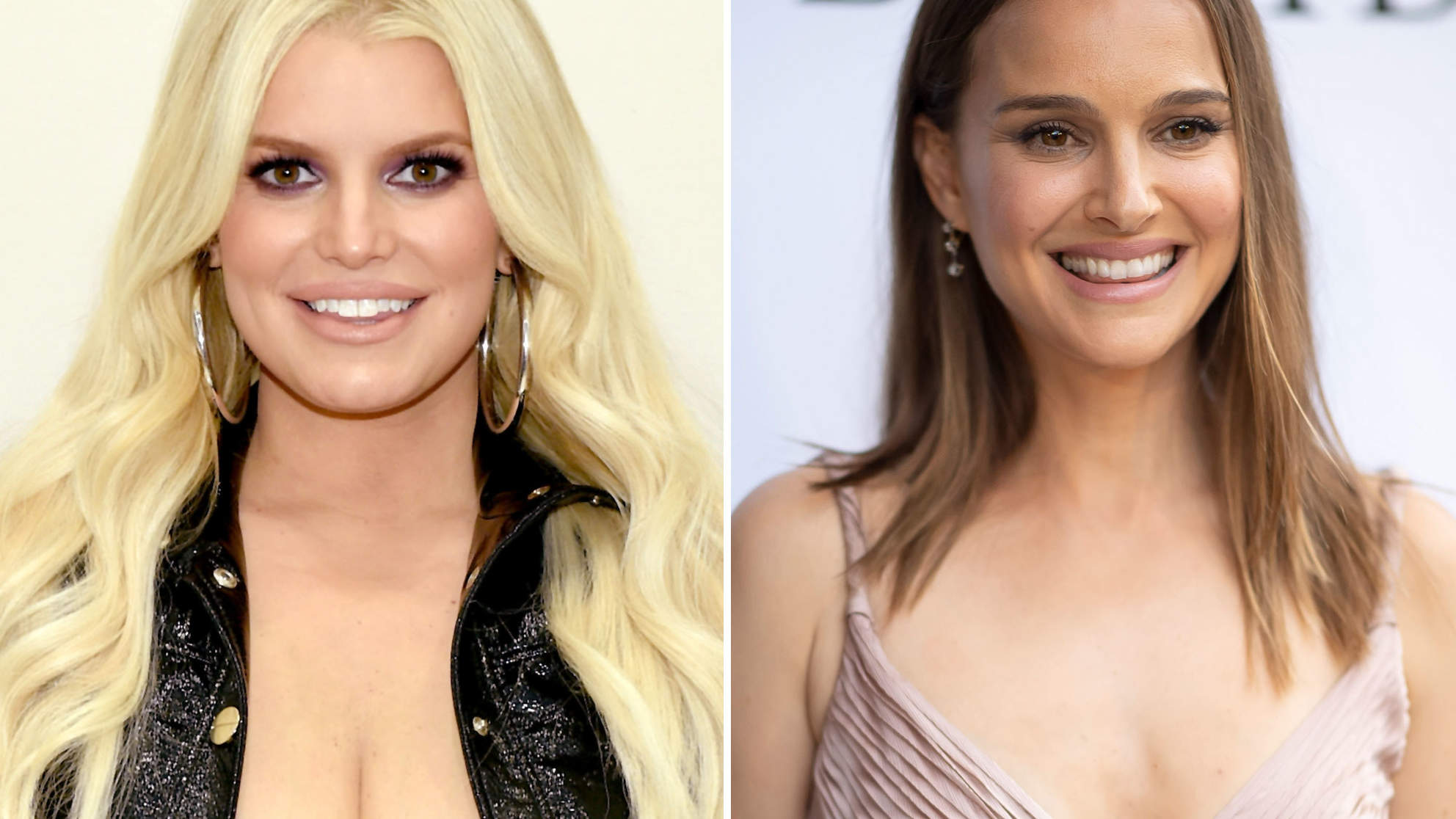Jessica Simpson Claps Back After Natalie Portman Body Shames Her '90s Bikini Photos