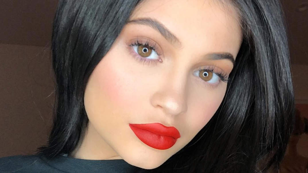 Kylie Jenner Shared a Peek at Her Real Hair, Sans Wigs or Extensions