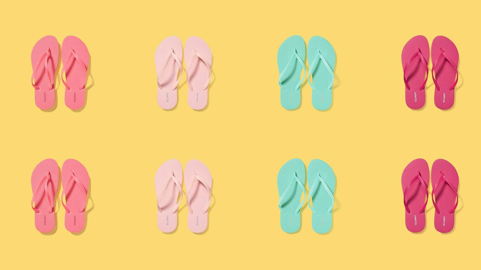 Old Navy's Crazy $1 Flip-Flop Sale Is This Saturday