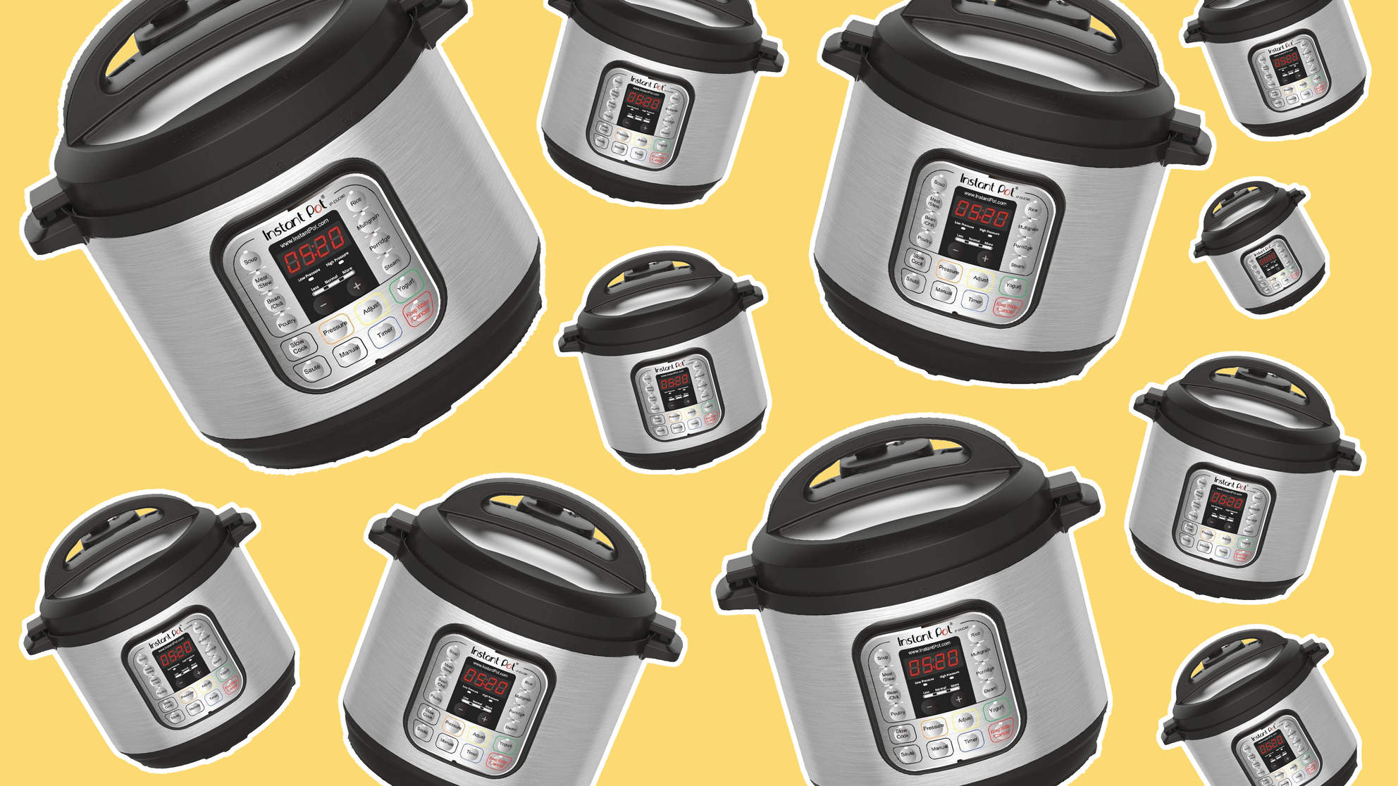 Instant Pot Deals Start at $50 for Black Friday—and Sales Are Live Now