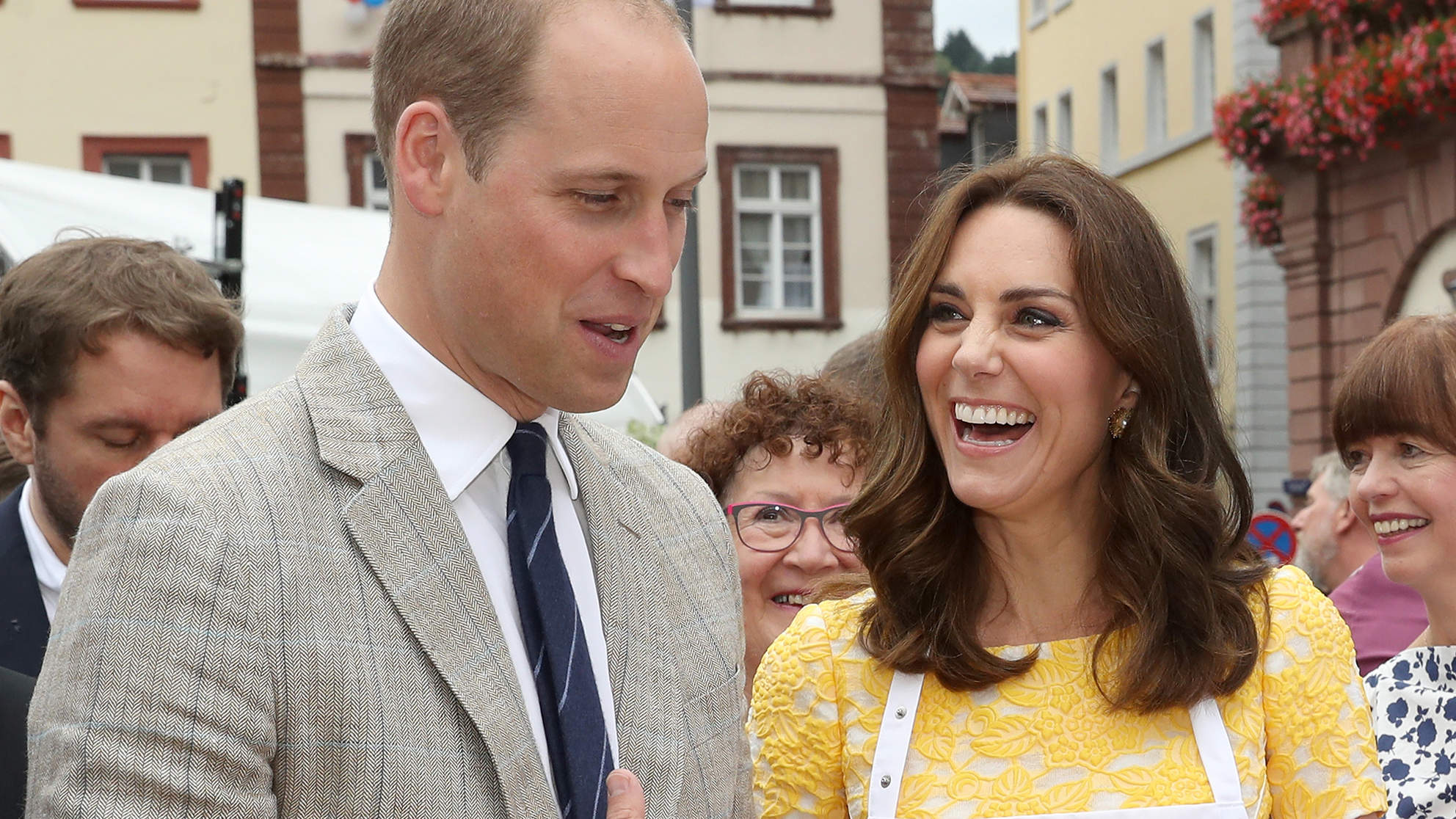 Pregnant Kate Middleton Steps Out for Last Public Outing with Prince William Before Baby No. 3