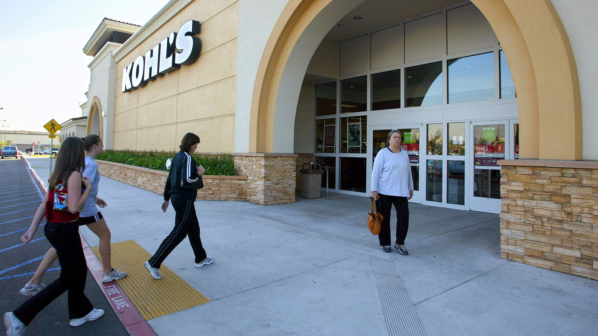 Kohl's store in Glendora. Mid–level department stores are in a crunch as discounters continue pullin