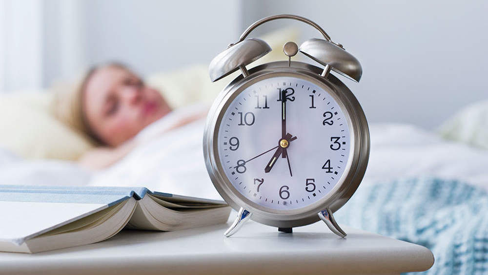 This Trick Will Help You Stop Hitting the Snooze Button