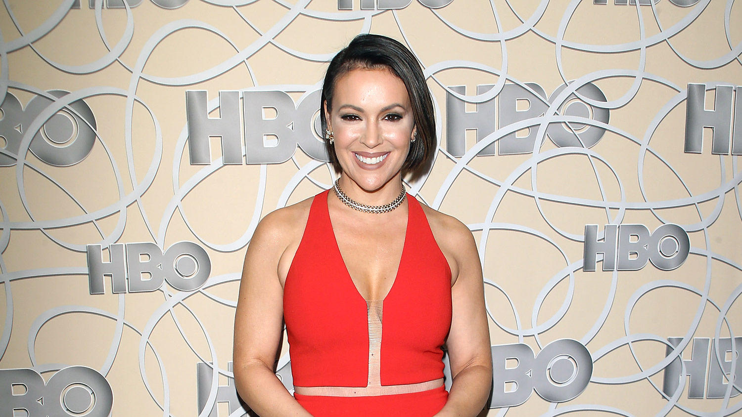 Alyssa Milano Talks About Her Body Image Post-Kids: 'The Female Body Is the Most Amazing Machine'