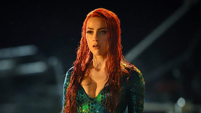 Amber Heard Trained Multiple Hours a Day for Aquaman: 'She Is a True Athlete'