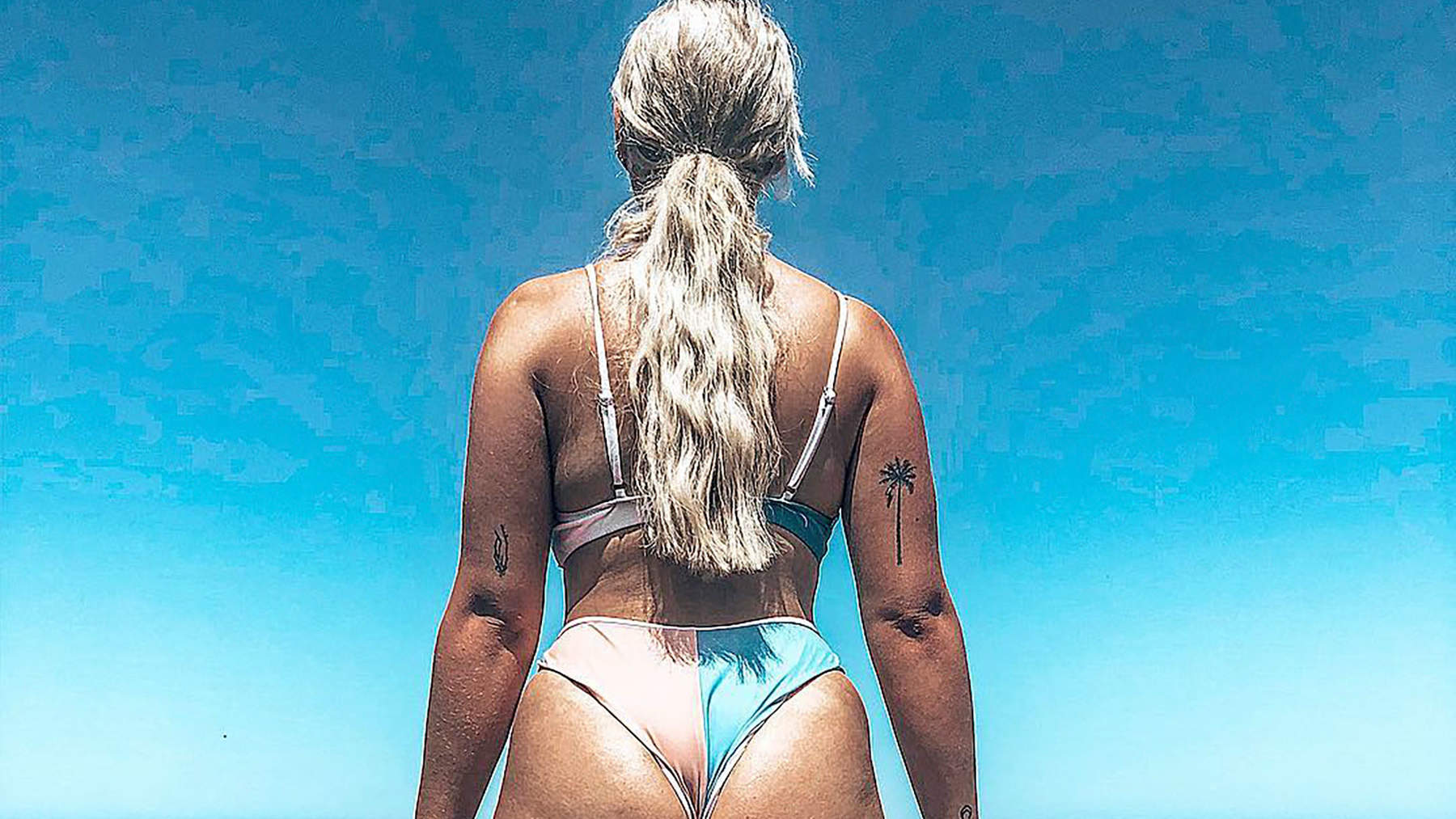 Instagram Swimwear Model Opens Up About Body Image: 'Cellulite Doesn't Make You Less Beautiful'