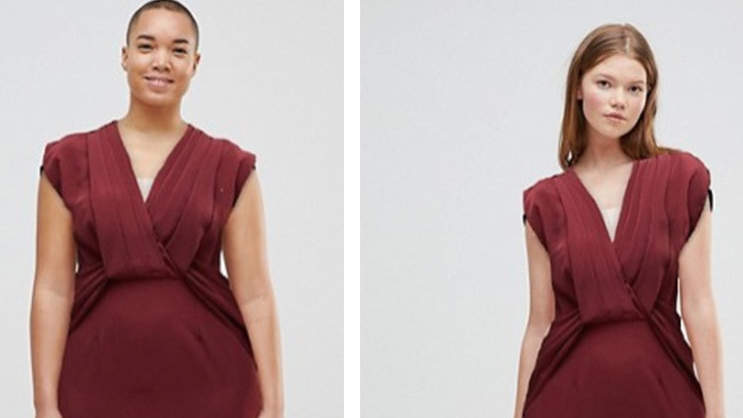 Shoppers, Rejoice: ASOS Will Now Show the Same Clothing on Models of Different Body Types