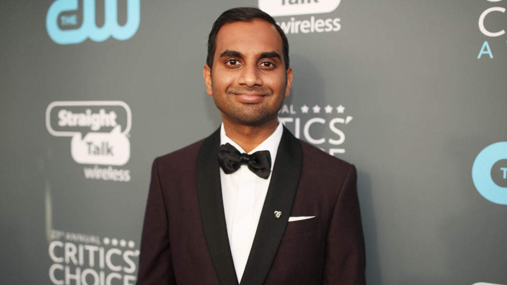 This Writer Called the Accusations Against Aziz Ansari  Revenge Porn,  and Everything About That is Wrong