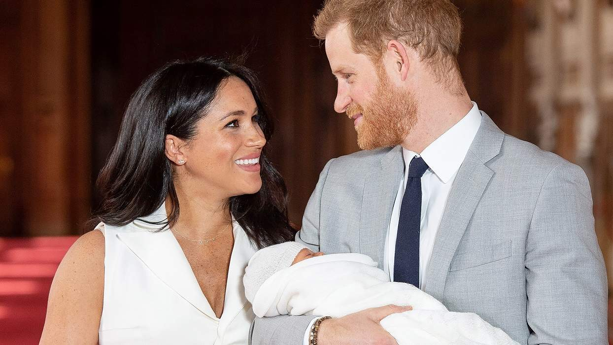 PSA: Yes, You Still Have a Belly After You Give Birth, Even If You're Meghan Markle