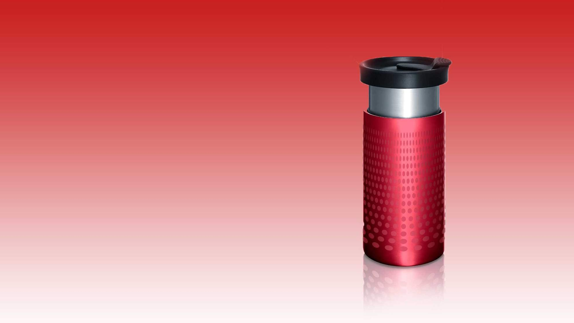 The Only Travel Mug You'll Ever Need Brews Coffee and Keeps It Hot for Hours