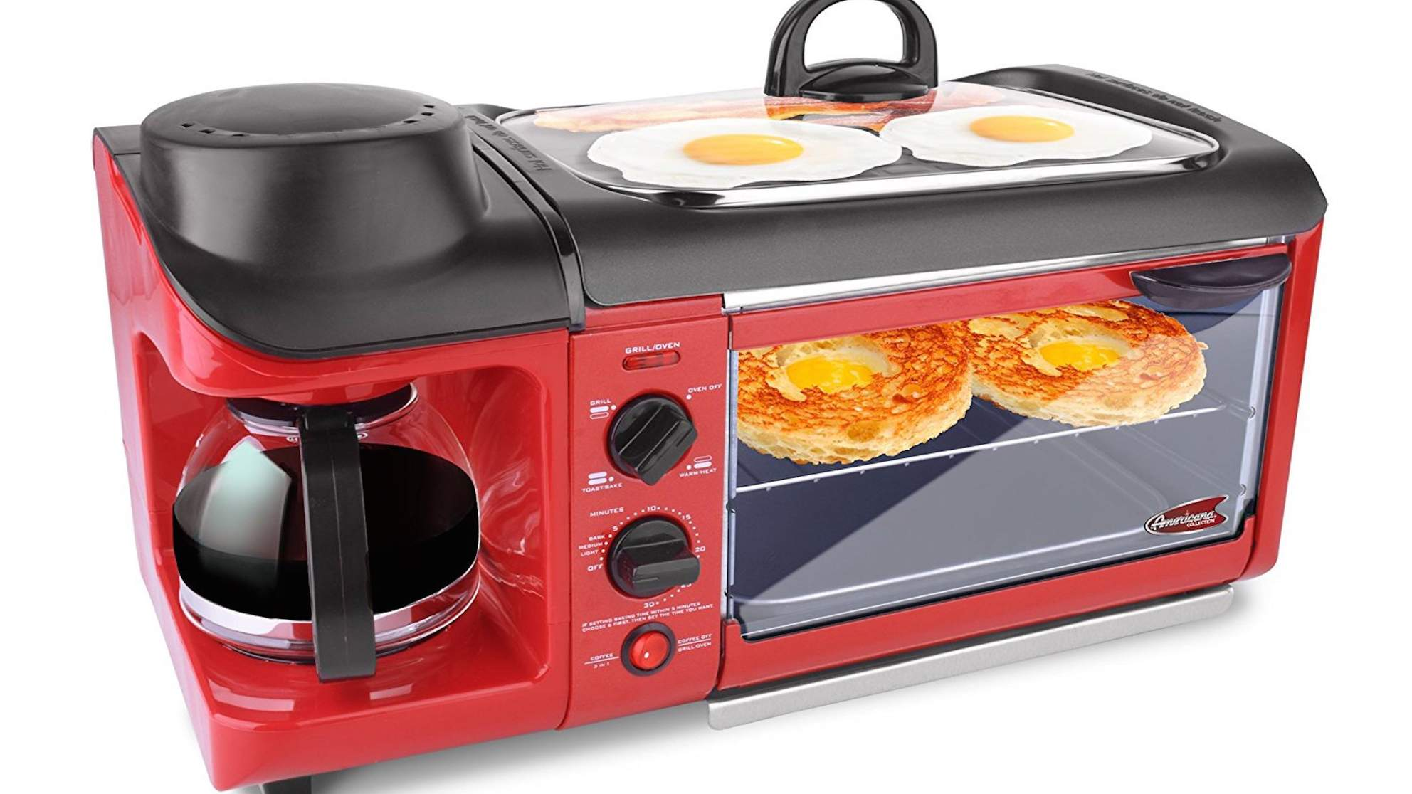 The Infamous 3-in-1 Breakfast Machine Is on Amazon Prime Day Sale