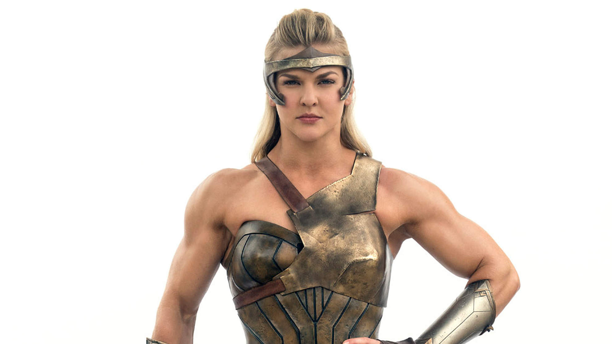 Wonder Woman Amazon Warrior and CrossFit Athlete Brooke Ence Wants to Prove that 'Strong Is Beautiful'