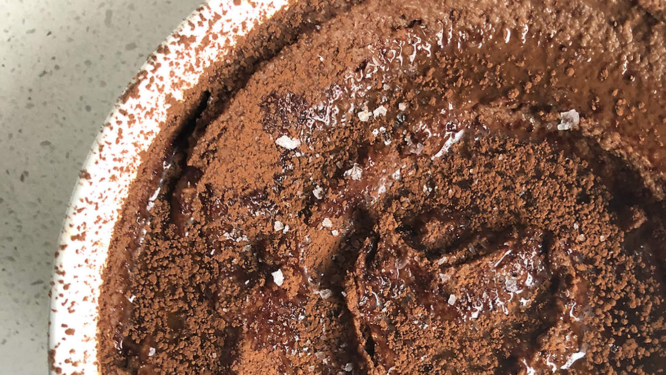 Chocolate Hummus Is Better Than Cookie Dough—Here's How to Make it at Home