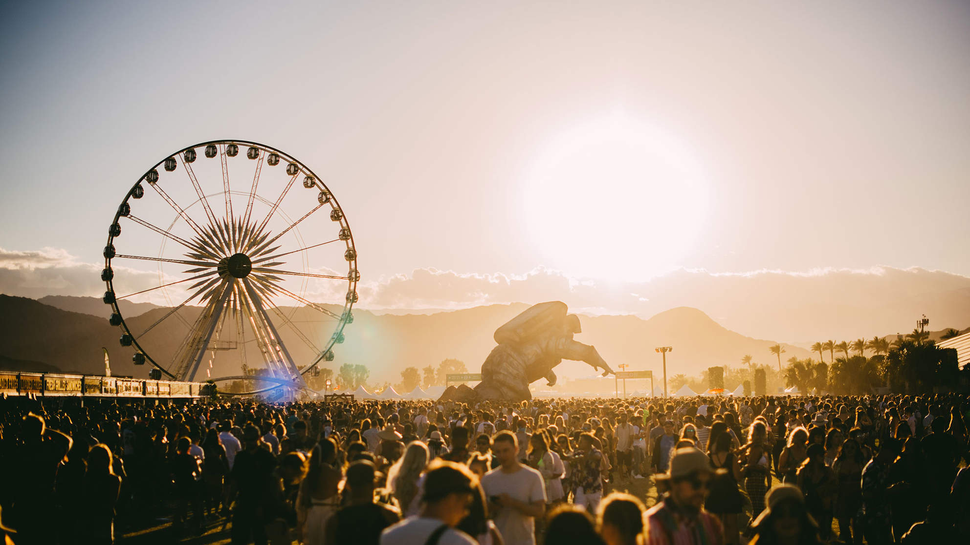 Herpes Cases Reportedly Skyrocketed at Coachella This Year