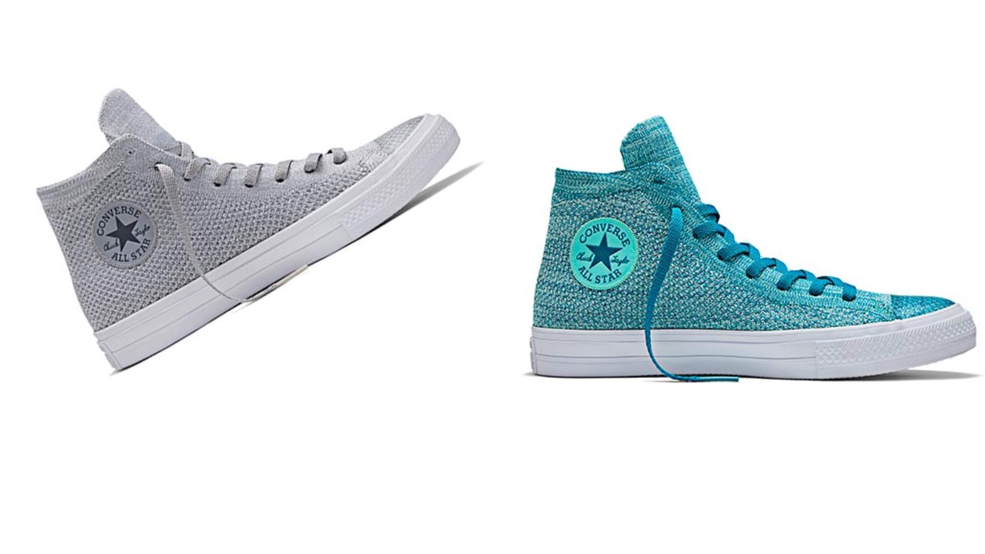 Converse Chuck Taylor All Star x Nike Flyknit Launch Our New Favorite Travel Shoe