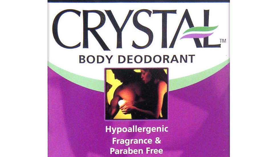 Why I Swapped My Deodorant for a Crystal