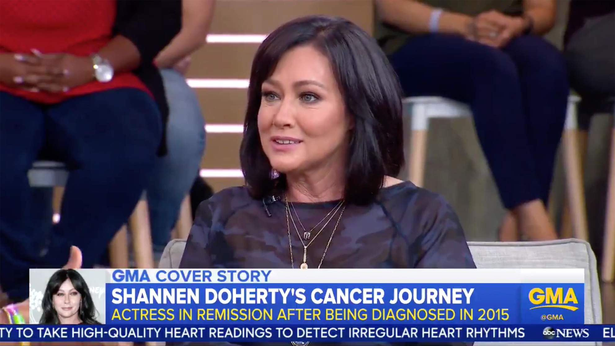 Shannen Doherty on Her Breast Cancer Remission: 'My Whole Life Has Been About This Battle'