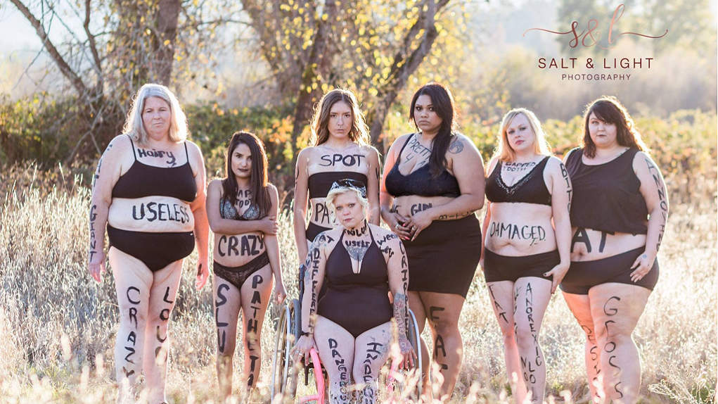 Empowering 'Don't Label Me' Project Helps Women Stand Up to Body Shaming