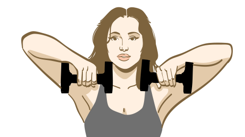 The Only Dumbbell Exercises You'll Ever Need