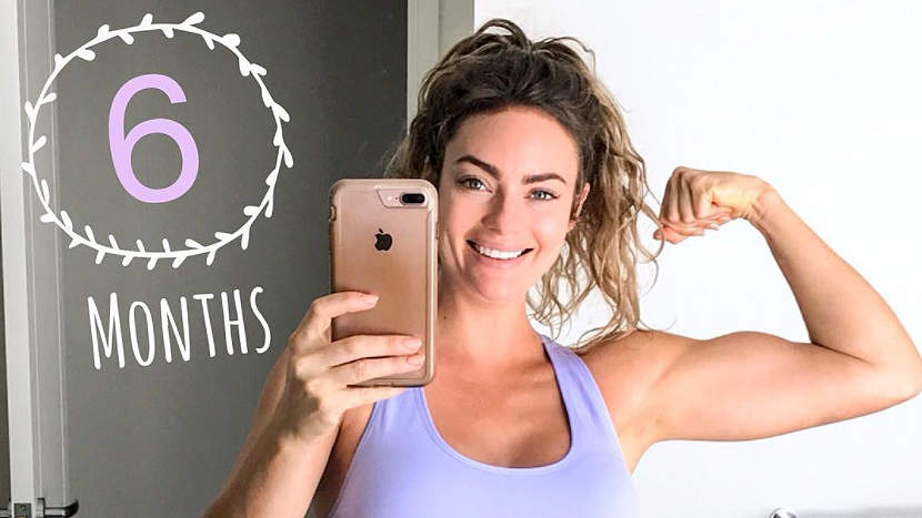 Fitness Influencer Emily Skye Urges Other Pregnant Women to Be Okay with Skipping Workouts