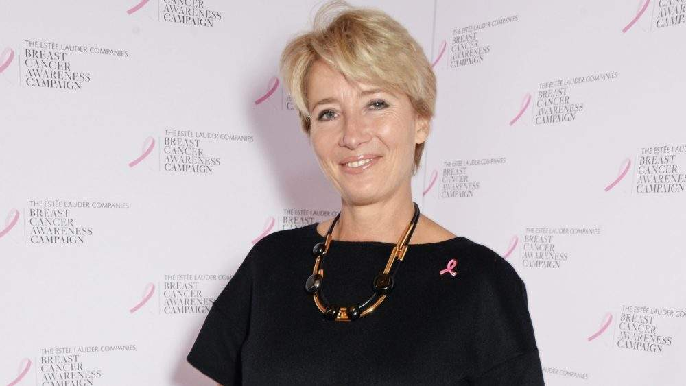 Emma Thompson Just Quit a Movie Because a Notorious Sexual Harasser Was Also Hired