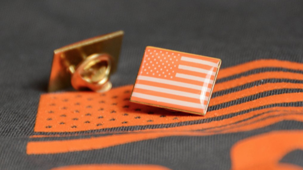 Celebrities Are Wearing Orange Pins to the Oscars to Make a Powerful Statement About Gun Violence