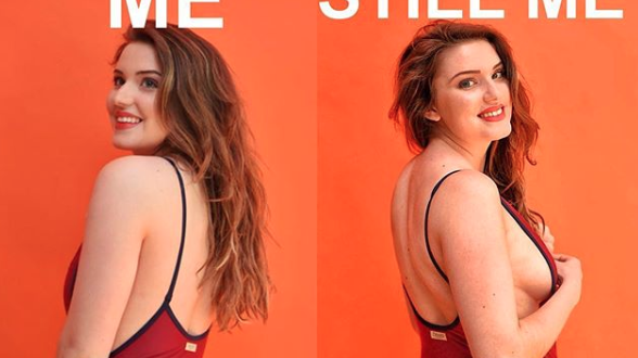 This Fitness Instagrammer's Side-By-Side Booty Pics Show That The Perfect Butt Is An Illusion