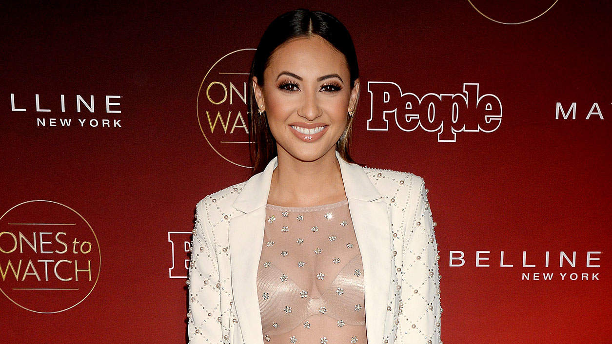 Selena Gomez's BFF Francia Raisa Shows Off Her Transplant Scar in Stunning Look at PEOPLE's Ones to Watch Party