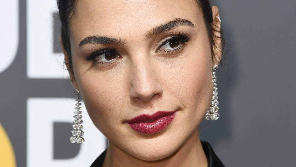 Gal Gadot's  Gown  is Actually Wide-Legged Pants With a Sheer Panel, and Diana Prince Would Approve