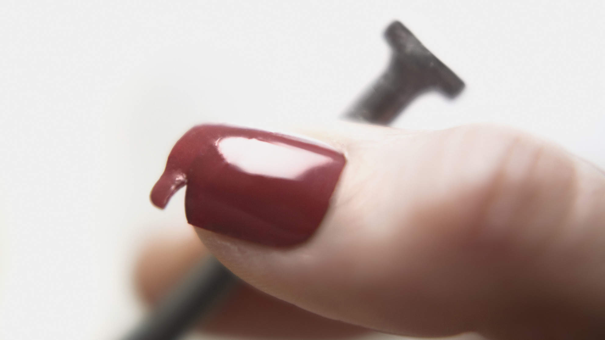 How to Fix a Broken Nail with a Tea Bag