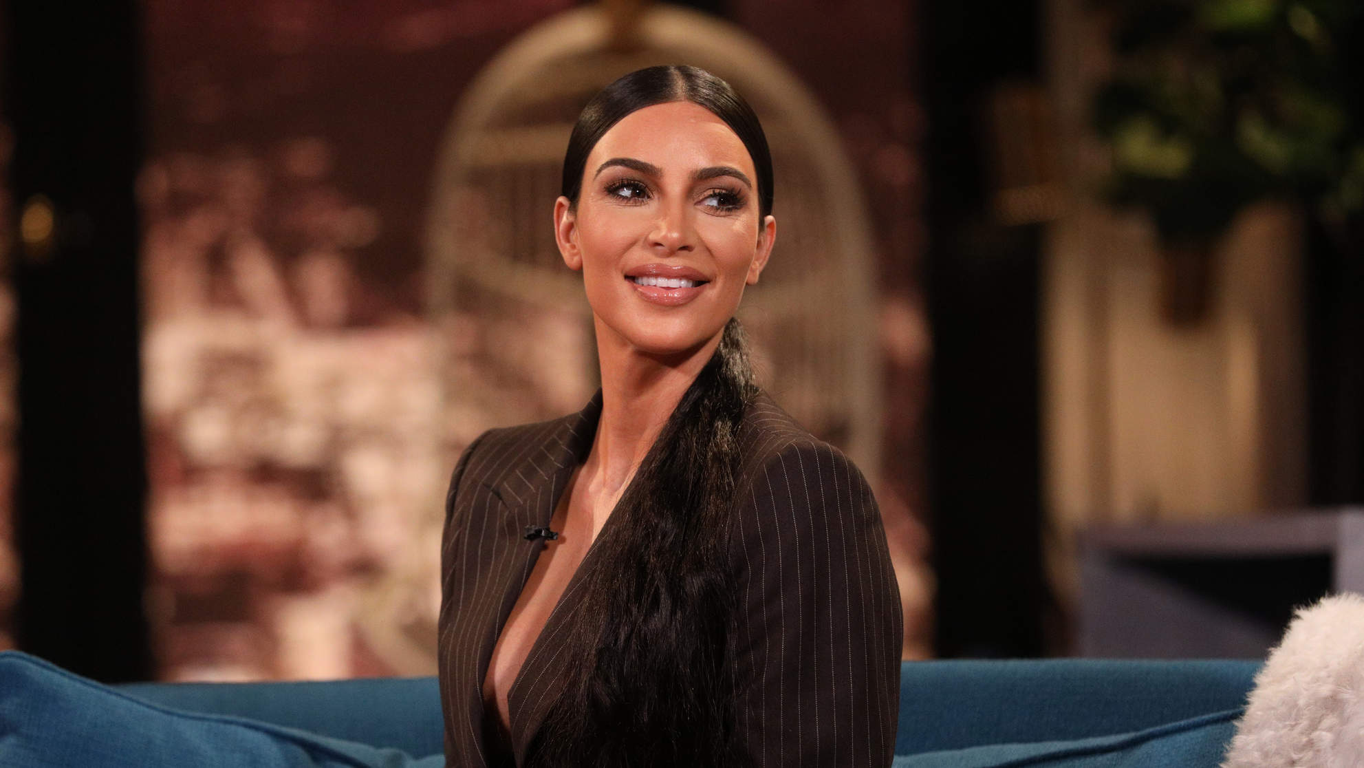 Kim Kardashian Just Responded to the Backlash Over Her Shapewear Line