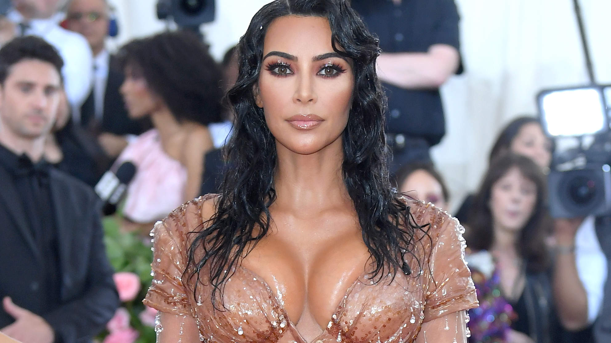 Kim Kardashian Deletes First Photo of Baby Psalm After Receiving Backlash from Mom Shamers